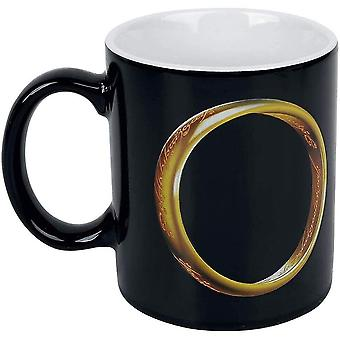 The Lord Of The Rings Heat Changing Ceramic Mug