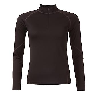 Womens Berghaus Ls Zip Neck 2