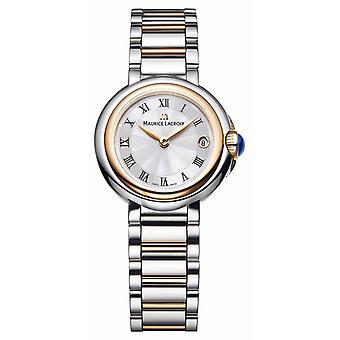 Maurice Lacroix Fiaba 26mm Womens tweetonige zilveren wijzerplaat FA1003-PVP13-110-1 horloge