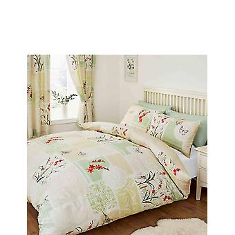 Curtina Butterfly Meadow Quilt Set