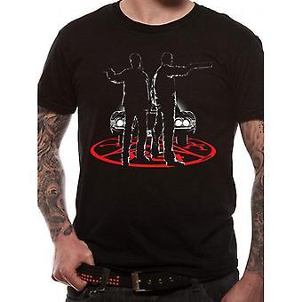 Supernatural - Silhouet T-shirt
