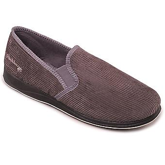 Padders Albert Mens Full Slipper
