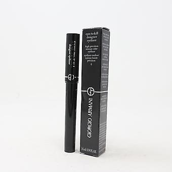 Giorgio Armani Ögon att döda Designer Eyeliner 0.04oz/1.4ml nytt med box