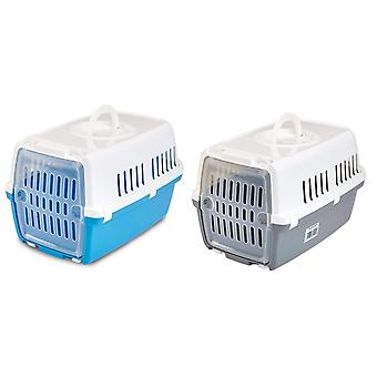 Savic Zephos 1 Plastic Door Pet Carrier
