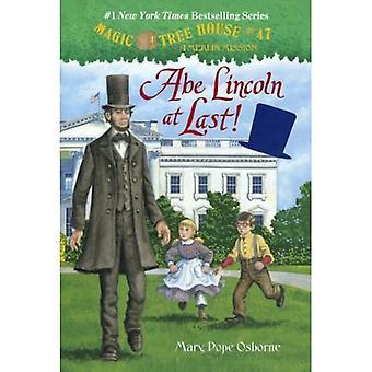 ¡Abe Lincoln en el último! (Casa de árbol mágica)