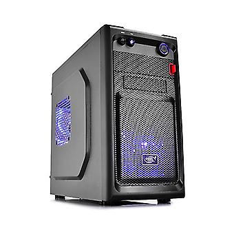 Deepcool Smarter Micro ATX Case LED Includes 2x Blue 120mm Fans