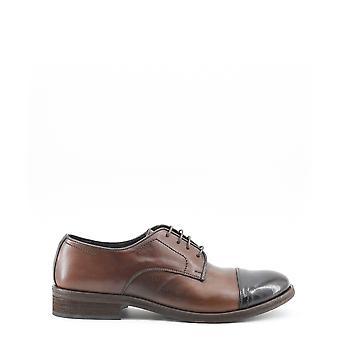 Made in Italia Original Men Fall/Winter Lace Up Brown Color - 57822