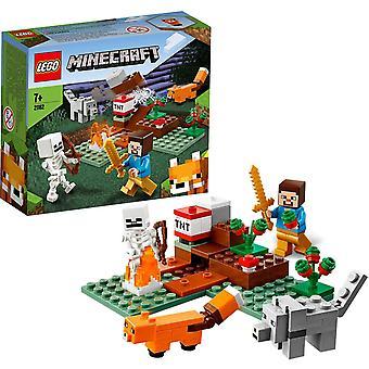 LEGO Minecraft - Tajgaäventyret