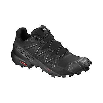 サロモンスピードクロス5 406849は、すべての年の女性の靴を実行