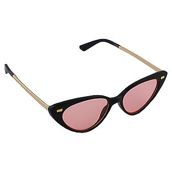 Sunglasses UV 400 Cat Eye Black Pink 2790_52790_5
