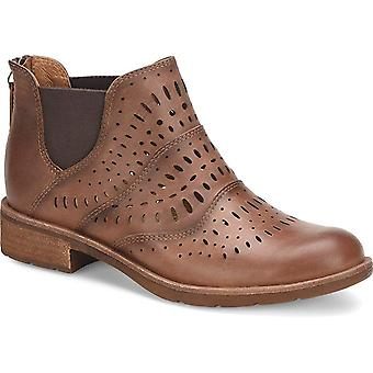 Sofft Womens Brenley Leather Closed Toe Ankle Fashion Boots