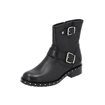 Dune London RIKER - Women's Motorcycle Boots