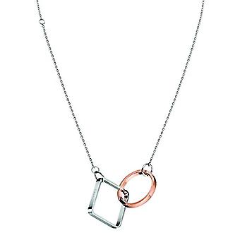 Calvin Klein Necklace with Stainless Steel Woman Pendant - KJ4VPN200100