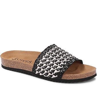 Jones Bootmaker Naisten Tasainen Muuli Sandaali