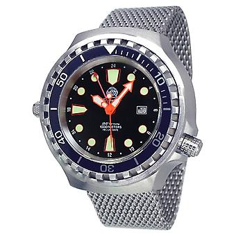Tauchmeister T0278MIL XXL diving watch 1000m