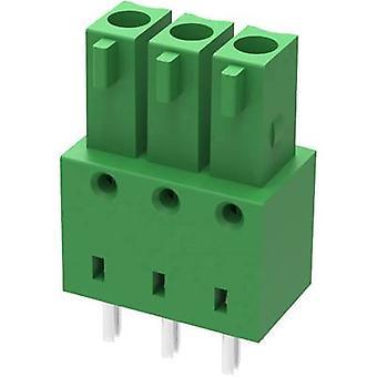 Degson Pin kapsling - PCB 15EDGB Totalt antal stift 8 Kontaktavstånd: 3,50 mm 15EDGB-3,5-08P-14-00AH-1 1 st(s)