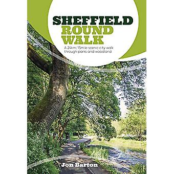 Sheffield Round Walk - A 24km/15mile scenic city walk through parks an