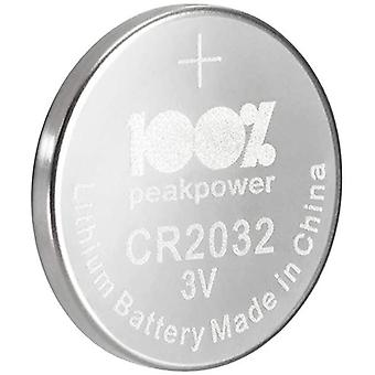 CR2032 Lithium Battery 3V - Single Unit