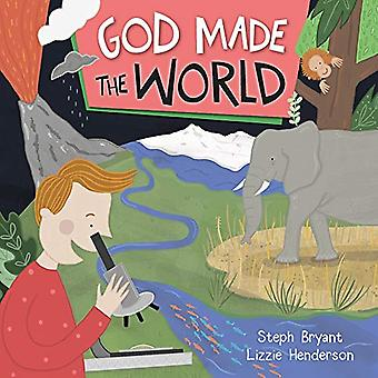 God Made the World by Stephanie Bryant - 9780745977843 Book