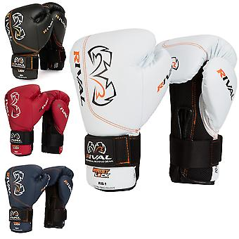 RIVAL Boxing RB1 Ultra Bag Gloves - 10 oz - White