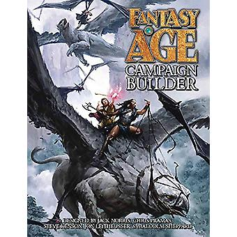 Fantasy AGE Campaign Builder's Guide by Jack Norris - 9781934547991 B