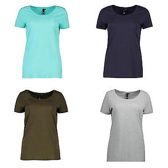 ID Womens/Ladies Core O-Neck T-Shirt