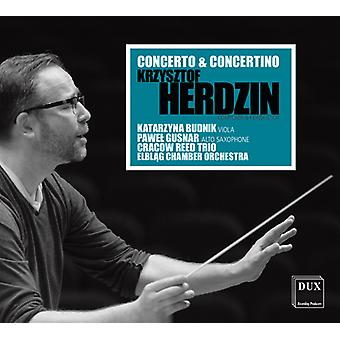 Concerto & Concertino [CD] USA import