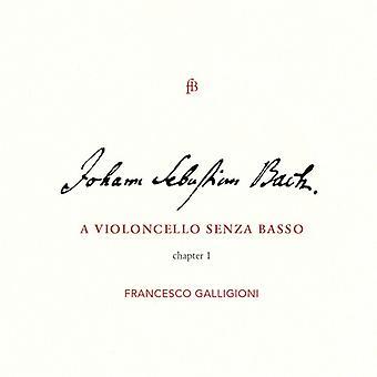 Violoncello Senza Basso 1 [CD] USA import
