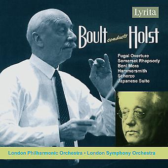 G. Holst - Boult Conducts Holst [CD] USA import