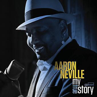 Aaron Neville - My True Story [CD] USA import