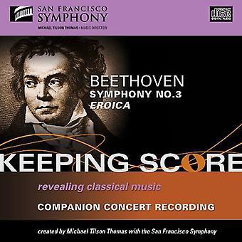 L.V. Beethoven - Beethoven: Symphony No. 3 'Eroica' [CD] USA import