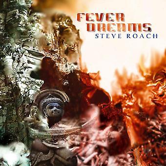 Steve Roach - Fever Dreams [CD] USA import