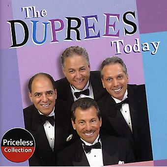 Duprees - Today [CD] USA import