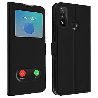 Back cover Huawei P smart 2020 Integral Double Window Black