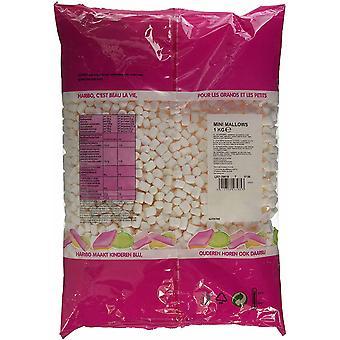 Haribo Chamallows Weiß Mini Mallows 1kg