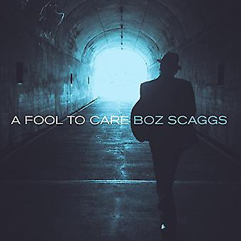 Boz Scaggs - A Fool to Care (LP) [Vinyl] USA import