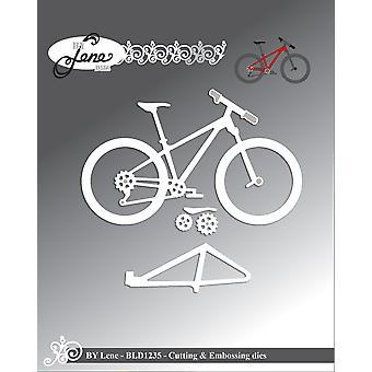Par Lene Mountain Bike Cutting & Meurt en relief