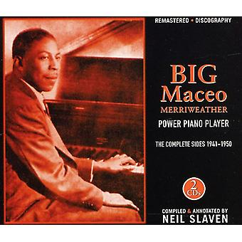 Big Maceo - Big Maceo: Complete Sides 1941-1950 [CD] USA import