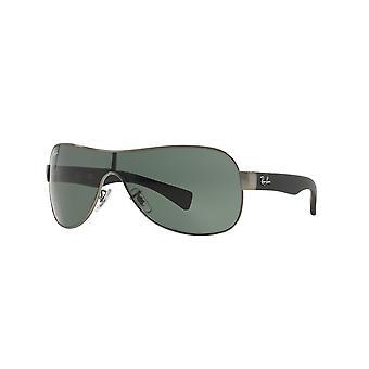 Ray-Ban RB3471 004/71 Gunmetal /Green Sunglasses