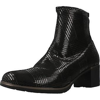 Pitillos Booties 6339p Black