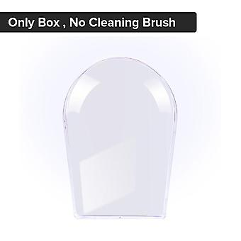 Ultrasonic Vibration Electric Facial Cleanser Machine - Silicone Sonic Face Cleaner
