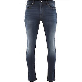 Marine HUGO 734 Jeans