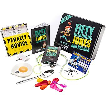 Fifty Hilarious Jokes and Pranks - Marvin's Magic