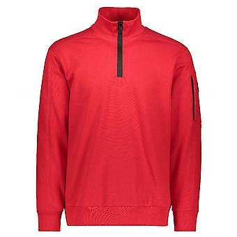 Paul et Shark Cotton Half-Zip Sweatshirt