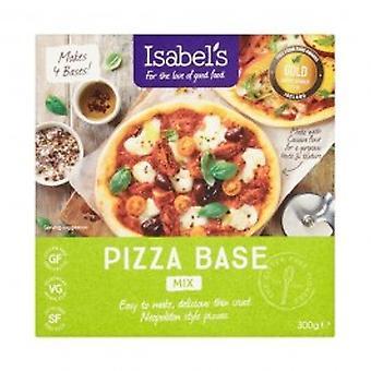 Isabels Pizza Base Mix - Isabels Pizza Base Mix