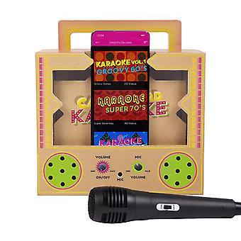 Pappe Karaoke Spiel