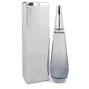 Ice silver eau de parfum spray by sakamichi 551936 100 ml