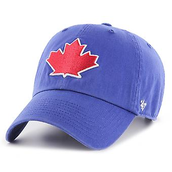 47 brand afslappet fit Cap - MLB Toronto Blue Jays royal