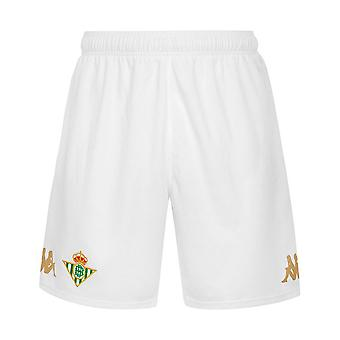 2020-2021 Real Betis Home Shorts (Weiß)