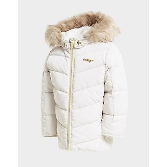 New McKenzie Girls' Micro Sophie Padded Jacket Infant White